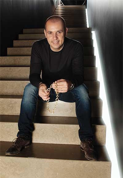 Jewelry Designer Marco Bicego