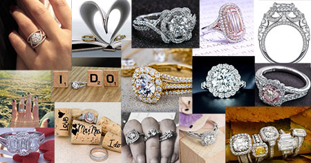 Curated Engagement Ring Ideas