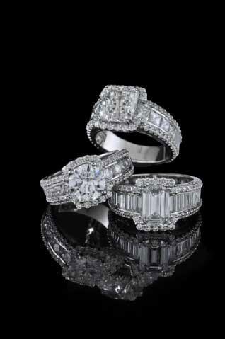 Robert Pelliccia Engagement Rings