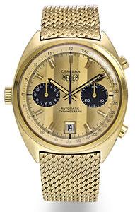 Vintage Tag Heuer Carrera Watch