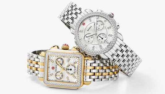 Michele Diamond Watch