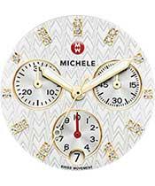 Michele Chronograph Model ETA 251 Watch Face