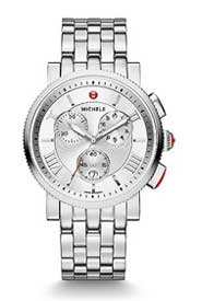 Michele Chronograph Model Ronda 5040d & 5050b Watches