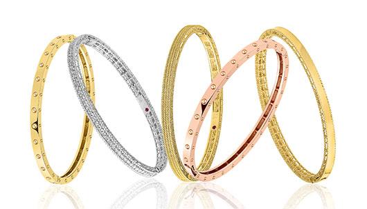 Roberto Coin Symphony Bracelets