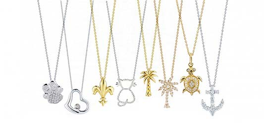 Roberto Coin Tiny Treasures Jewelry Collection Shop Initials