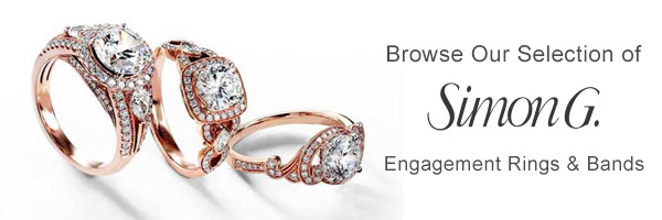 Simon G. Engagement Rings & Wedding Bands