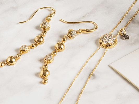 Tacori Gold Jewelry