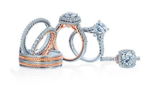 Verragio Engagement Rings & Wedding Bands