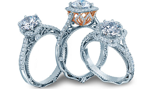 Verragio Venetian Engagement Rings