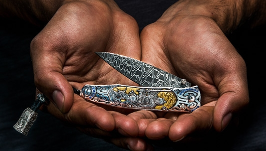 William Henry Pocket Knives