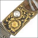 Knife Embellishments & Adornments with Koftgari