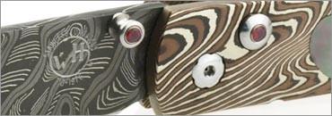 Knife Gems & Fittings
