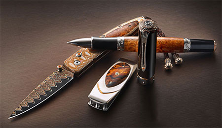 William Henry Knife Collelction