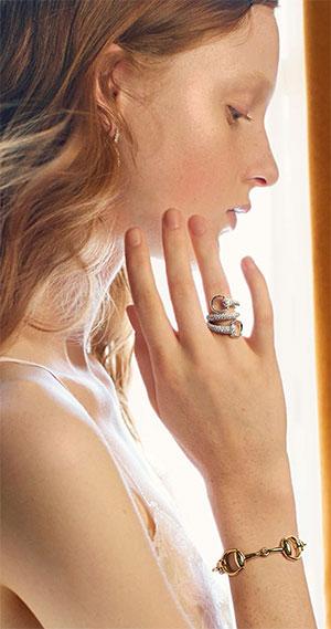 Gucci Jewelry Campaign