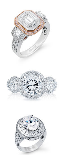 Engagement Ring Upgrade Options