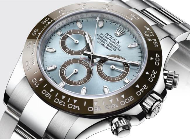 Rolex Platinum Daytona